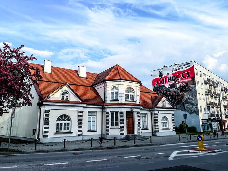 Muzeum Szlachty Mazowieckiej w Ciechanowie