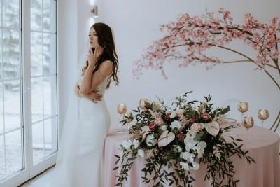 Sala Gościniec - sala weselna Ciechanów sesja stylizowana Glamour - Sala weselna Gościniec - Zajazd Tur