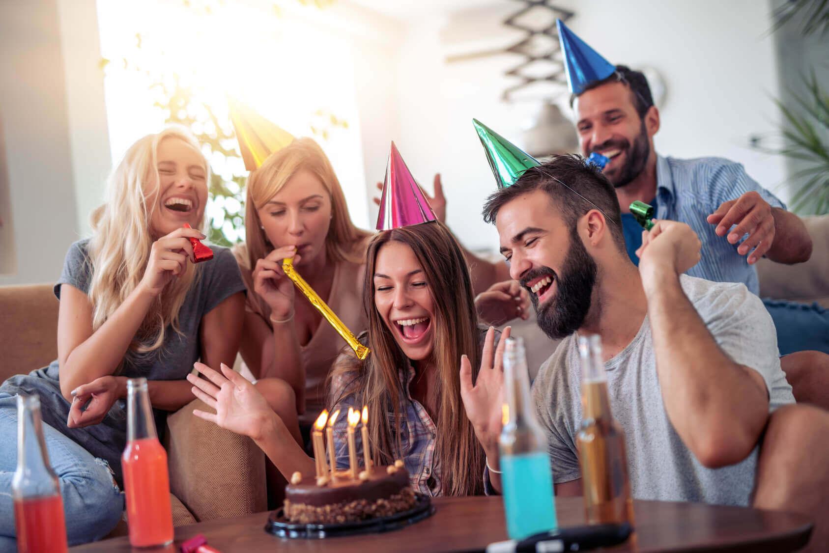 Przyjęcia urodzinowe Ciechanów